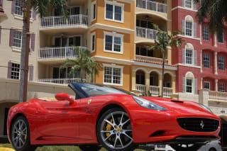 2010 Ferrari California Base
