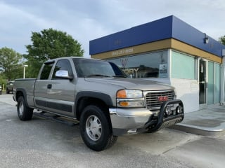 2002 GMC Sierra 1500 Base