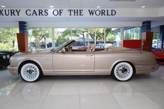 2001 Rolls-Royce Corniche Base