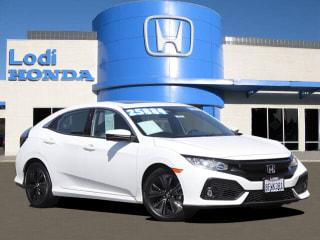 2018 Honda Civic EX-L w/Navi w/Honda Sensing