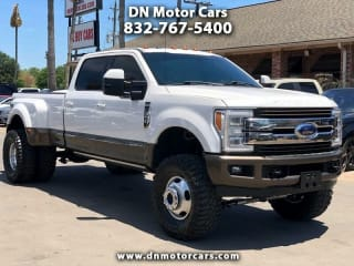 2017 Ford F-350 Super Duty King Ranch