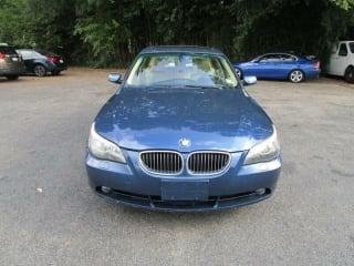 2006 BMW 5 Series 525i