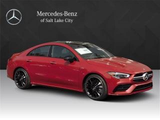 2021 Mercedes-Benz CLA AMG CLA 35