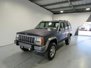 1991 Jeep Cherokee Laredo