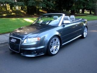 2008 Audi RS 4 quattro