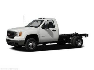 2010 GMC Sierra 3500HD Work Truck