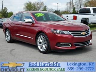 2020 Chevrolet Impala Premier