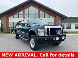 2010 Ford F-350 Super Duty Lariat