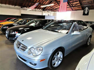 2007 Mercedes-Benz CLK CLK 350