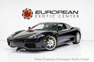 2004 Ferrari 360 Modena Base