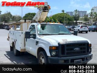 """2008 Ford F-350 2WD Reg Cab 141"""" WB 60"""" CA XLT"""