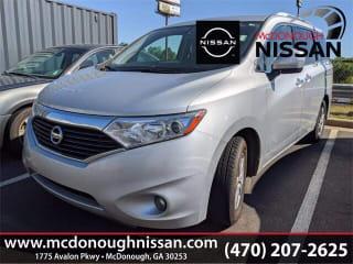 2017 Nissan Quest