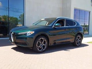 2020 Alfa Romeo Stelvio Ti Lusso