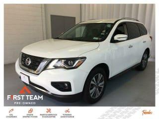 2019 Nissan Pathfinder SV