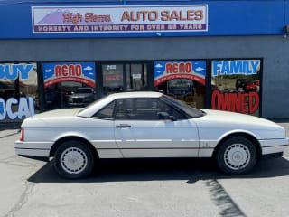 1987 Cadillac Allante Base