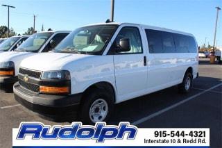 2020 Chevrolet Express Passenger LS 3500