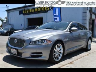 2011 Jaguar XJ Base
