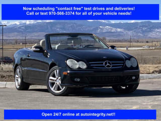 2006 Mercedes-Benz CLK