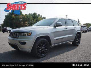 2019 Jeep Grand Cherokee Laredo E