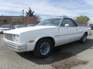1983 Chevrolet El Camino Base