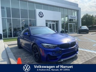 2018 BMW M3 CS