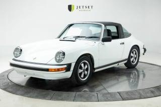 1977 Porsche 911 S Targa