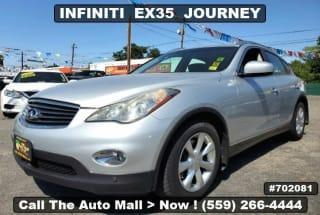 2010 Infiniti EX35 Journey