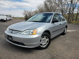 2002 Honda Civic DX