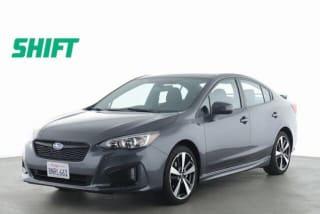2019 Subaru Impreza Sport