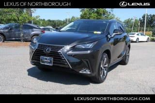 2020 Lexus NX 300 Luxury