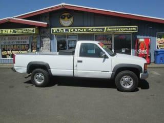 1999 Chevrolet Silverado 3500
