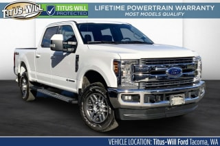 2019 Ford F-350 Super Duty Lariat