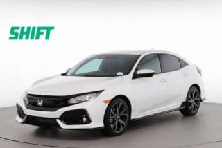 2019 Honda Civic Sport