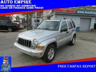 2005 Jeep Liberty Limited
