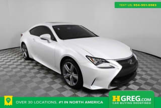 2016 Lexus RC 200t Base