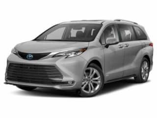 2021 Toyota Sienna Platinum 7-Passenger