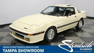 1984 Mazda RX-7 GSL SE