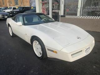 1988 Chevrolet Corvette Base
