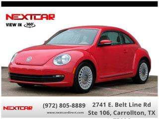 2014 Volkswagen Beetle 2.5L PZEV