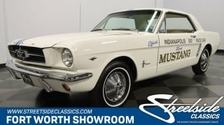 1965 Ford Mustang Pace Car