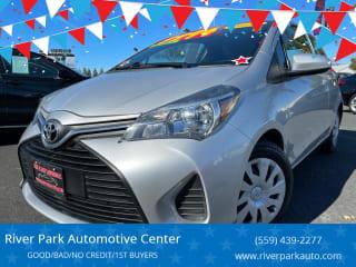 2016 Toyota Yaris 3-Door L