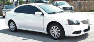 2011 Mitsubishi Galant FE