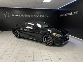 2018 Mercedes-Benz C-Class AMG C 43