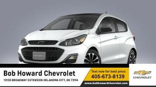 2021 Chevrolet Spark 1LT Manual