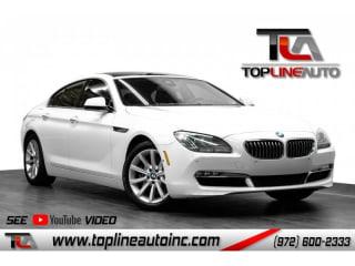 2014 BMW 6 Series 640i Gran Coupe