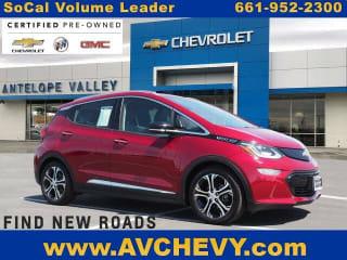 2017 Chevrolet Bolt EV Premier