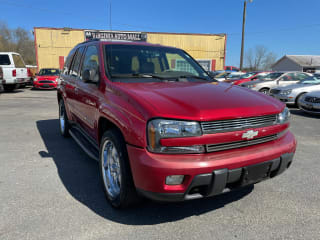 2003 Chevrolet TrailBlazer LTZ