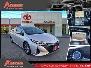 2019 Toyota Prius Prime