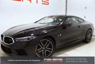 2020 BMW M8