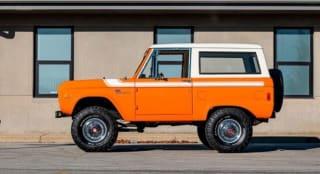 1977 Ford Bronco Sport - $100K Build - Marti Report